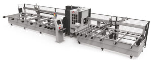 PVC Profile Processing and Cutting Center